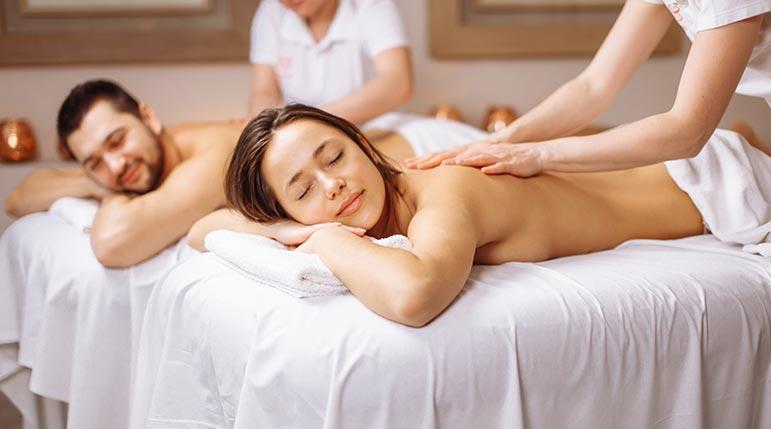 arredamento attrezzature centro massaggi