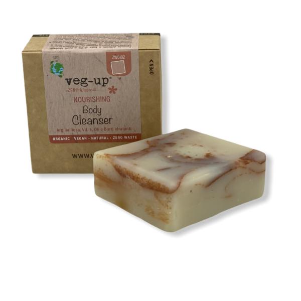 Detergente Solido per Pelli Secche Nourishing