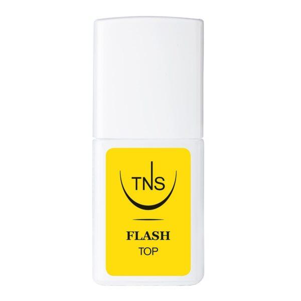 Flash top 10 ml dopo smalto ad asciugatura ultra veloce