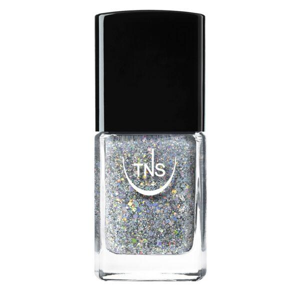 Smalto glitter platinum